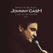 Johnny Cash: Man in Black: Live in Denmark 1971 - CD
