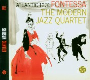 The Modern Jazz Quartet: Fontessa - CD