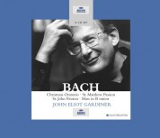 Anne Sofie von Otter, Olaf Bär, Barbara Bonney, Baroque Soloists, Michael Chance, John Eliot Gardiner, The English, The Monteverdi Choir: Bach, J.S.: Sacred Choral Works - CD