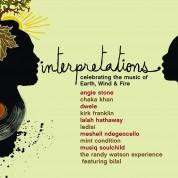 Interpretations: Celebrating the Music of Earth Wind & Fire - CD