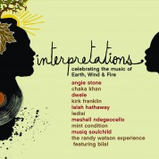 Interpretations: Celebrating the Music of Earth Wind & Fire - CD