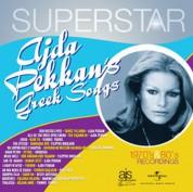 Ajda Pekkan, Çeşitli Sanatçılar: Superstar - Ajda Pekkan's Greek Songs 'Delux Edition' - CD