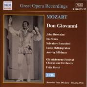 Mozart: Don Giovanni (Glyndebourne) (1936) - CD