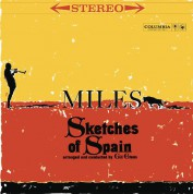 Miles Davis: Sketches of Spain (Limited-Edition - Yellow Vinyl) - Plak