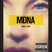 Madonna: Mdna Tour - CD