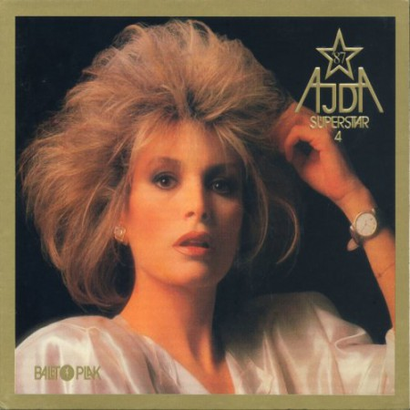 Ajda Pekkan: Superstar 4 - CD