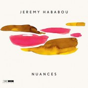 Jeremy Hababou: Nuances - CD