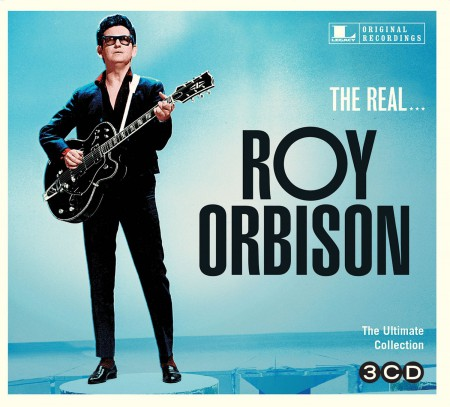 Roy Orbison: The Real... (Original Recordings) - CD