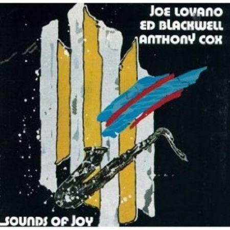 Joe Lovano: Sounds Of Joy - CD