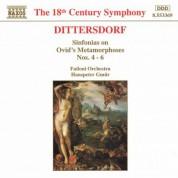 Dittersdorf: Sinfonias On Ovid's Metamorphoses,  Nos. 4 - 6 - CD