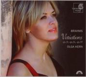 Olga Kern: Brahms: Variations - CD