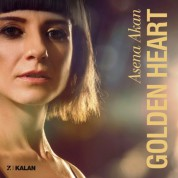 Asena Akan: Golden Heart - CD