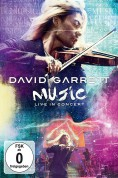 David Garrett: Music Live Concert - BluRay