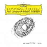 Daniel Barenboim, West-Eastern Divan Orchestra: Pierre Boulez Tribute - CD