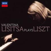 Valentina Lisitsa - Plays Liszt - CD
