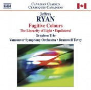 Bramwell Tovey: Ryan: Fugitive Colours - CD