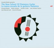 Gerardo Núñez: The New School Of Flamenco Guitar - CD