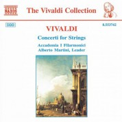 Vivaldi: Concertos for Strings - CD