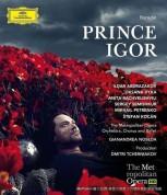 Chorus and Ballet, Gianandrea Noseda, Ildar Abdrazakov, Mikhail Petrenko, The Metropolitan Opera Orchestra, Chorus and Ballet: Borodin: Prince Igor - BluRay