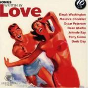 Çeşitli Sanatçılar: Songs Written By the Love - CD