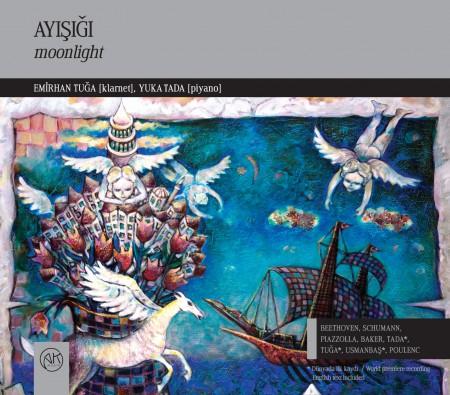 Emirhan Tuğa, Yuka Tada: Ayışığı - CD