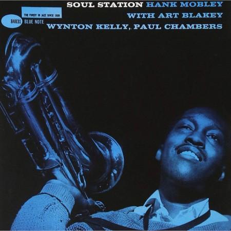 Hank Mobley: Soul Station - Plak