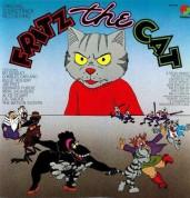 Çeşitli Sanatçılar: OST - Fritz the Cat - Plak