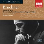 Berliner Philharmoniker, Herbert von Karajan: Bruckner: Symphony No.8 - CD