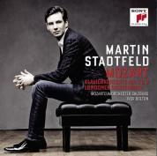 Martin Stadtfeld: Mozart: Klavierkonzerte Nr. 1 & 9; Londoner Skizzenbuch - CD