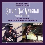 Stevie Ray Vaughan: Texas Flood / Couldn't Stand The Weather - CD