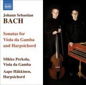 Mikko Perkola: Bach, J.S.: Viola Da Gamba Sonatas, Bwv 1027-1029 / Trios - CD