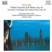 Elgar: Violin Concerto / Cockaigne Overture - CD