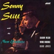 Sonny Stitt: With The New Yorkers - Plak