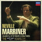 Sir Neville Marriner, Academy of St. Martin in the Fields: Neville Marriner - The Argo Years - CD