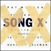Pat Metheny, Ornette Coleman: Song X (Expanded) - CD
