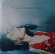PJ Harvey: To Bring You My Love - Plak