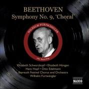 Wilhelm Furtwängler: Beethoven: Symphony No. 9 (Furtwangler) (1951) - CD