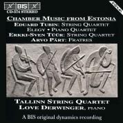Tale Quartet, Love Derwinger: Chamber Music from Estonia - CD