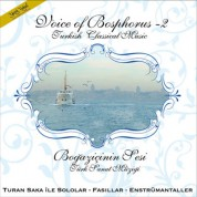 Çeşitli Sanatçılar: Bogaziçi'nin Sesi 2 - CD