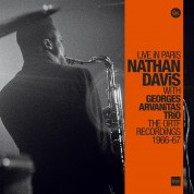 Nathan Davis: Live In Paris - The ORTF Recordings 1966-67(Limited Numbered Edition) - Plak