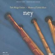 Çeşitli Sanatçılar: Ney (Türk Muzigi Ustaları) - CD