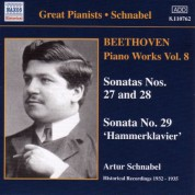 Beethoven: Piano Sonatas Nos. 27-29 (Schnabel) (1932-1935) - CD