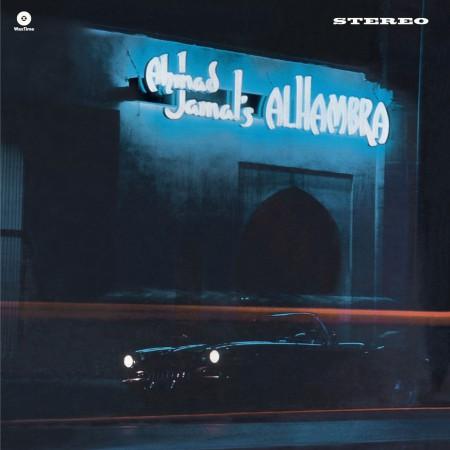 Ahmad Jamal Trio: Ahmad Jamal's Alhambra - Plak
