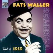 Waller, Fats: Transcriptions (1939) - CD