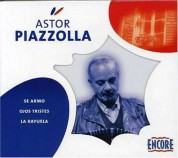 Astor Piazzolla - CD