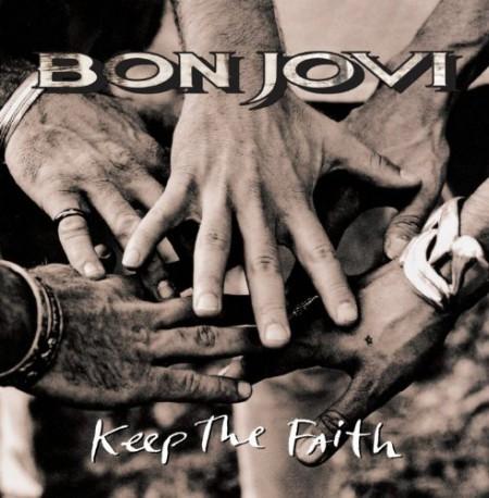 Bon Jovi: Keep The Faith (Remastered) - Plak