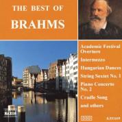 Çeşitli Sanatçılar: Brahms: The Best of Brahms - CD