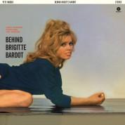 Pete Rugolo: Behind Brigitte Bardot (Gatefold) - Plak