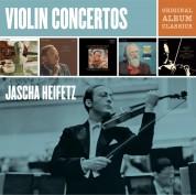 Jascha Heifetz: Original Album Classics - CD