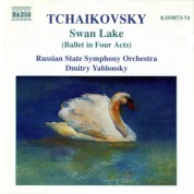 Tchaikovsky: Swan Lake (Complete Ballet) - CD